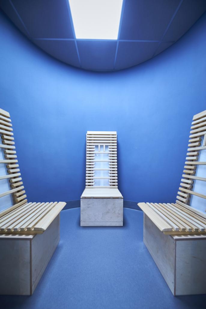 Infrarot Sitze