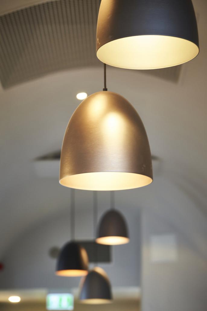 Detail Beleuchtung